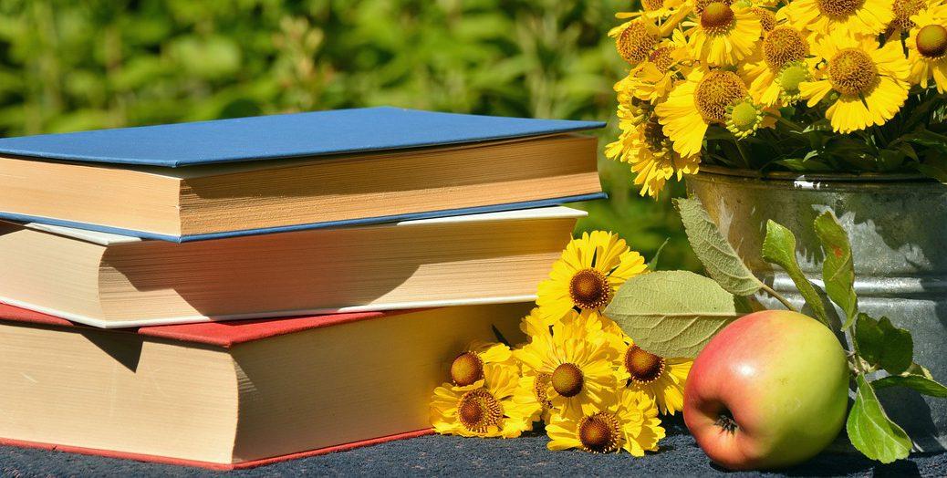 Nyár, könyv, olvasás..pihenés