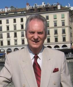 Michael Hopkins, az MHC International igazgatója